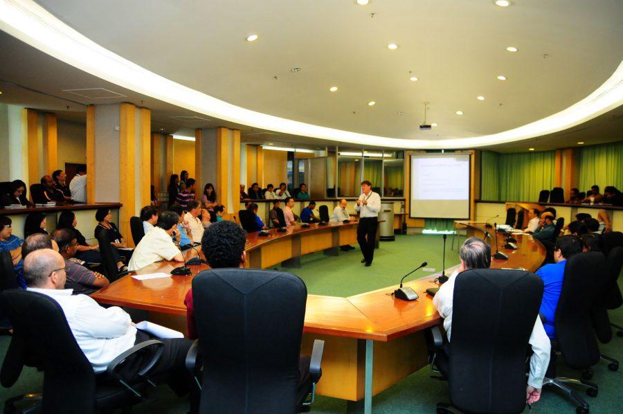 Curtin University Malaysia Miri Sarawak Board Committee Meeting