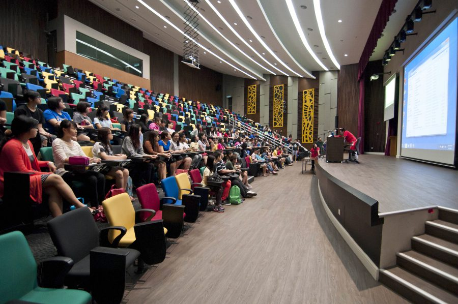 Curtin University Malaysia Miri Sarawak General Administration Campus_Buildings_Auditorium 1