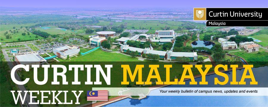 Curtin University Malaysia Miri Sarawak Marketing Communication Weekly Newsletter