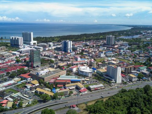 Guide to Miri & Surroundings